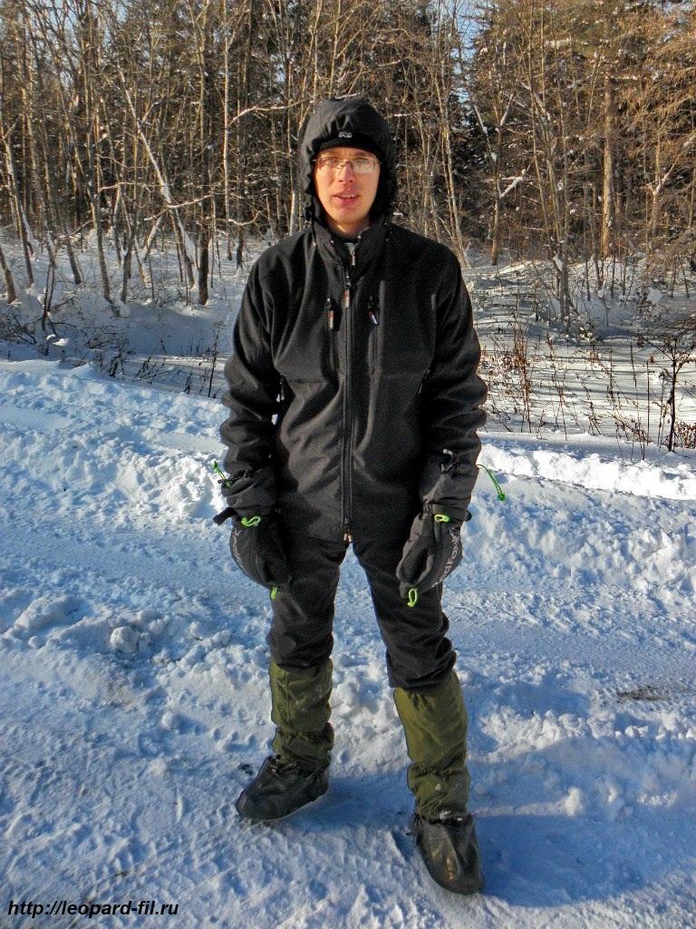 Обзор Red Fox Zip Mitten THL - тёплые рукавицы от краснолисых