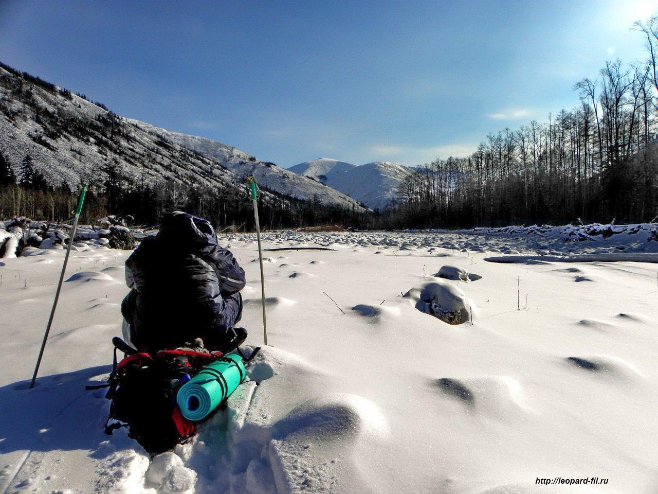 Подготовка к холоду в походах. Часть 3.