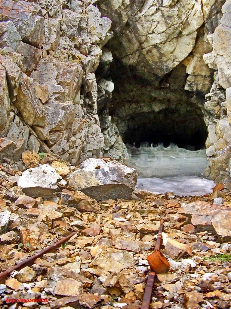 Мраморное ущелье: краткий экскурс в историю