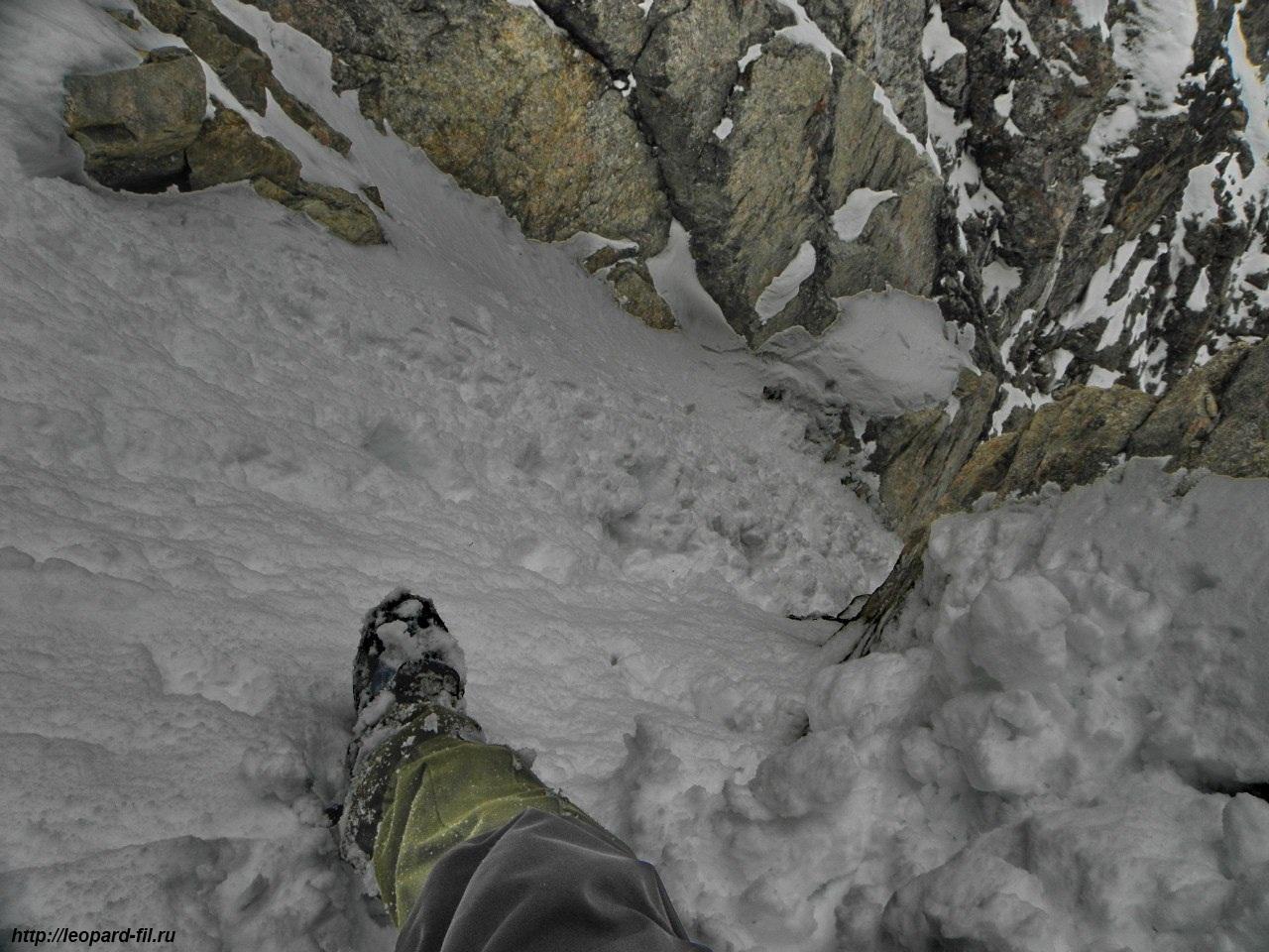 Обзор горных ботинок Boreal