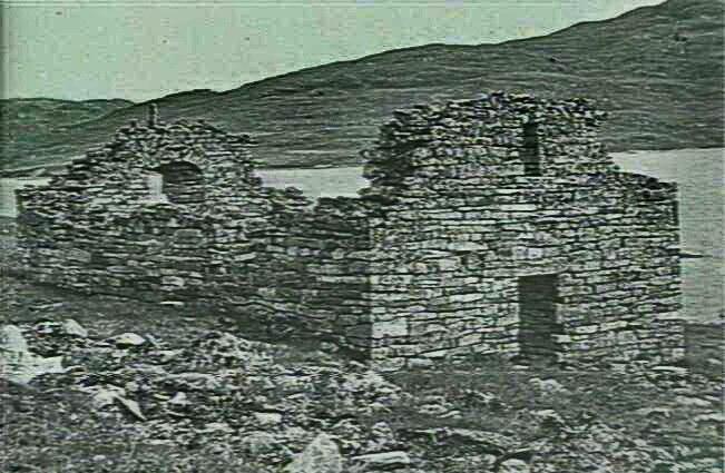 Долговременное поселение на примере лагеря викингов в Гренландии