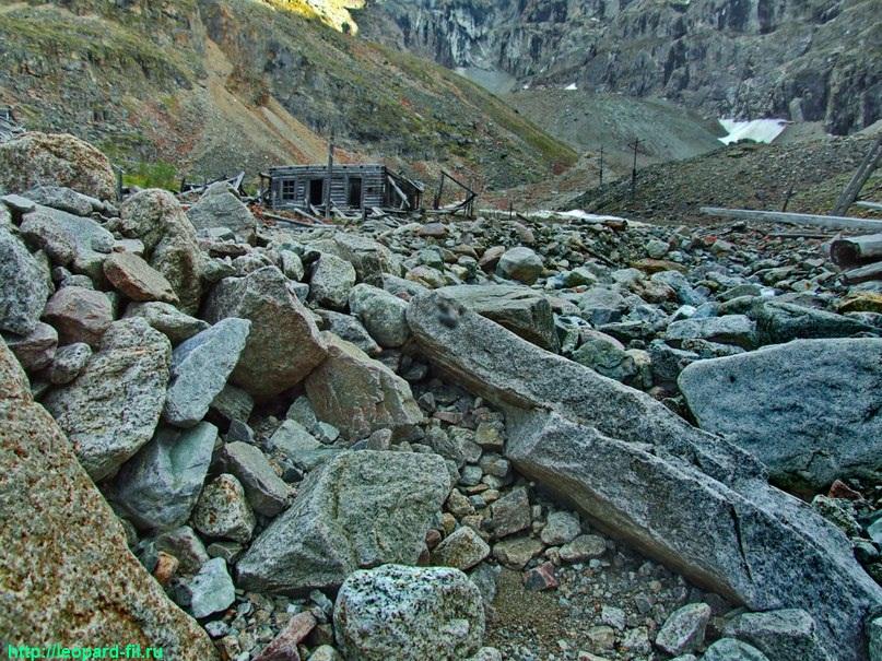Мраморное ущелье: закрытие рудника