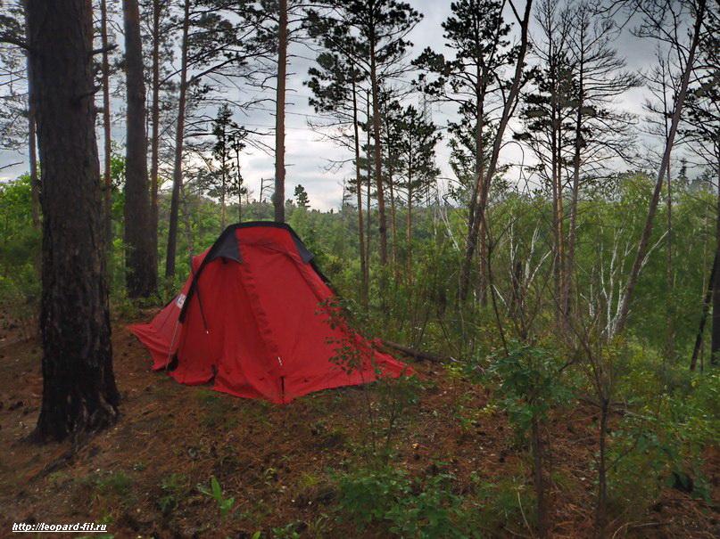 Общий обзор палатки Husky Flame
