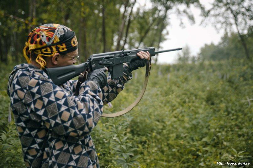 Брать ли с собой в поход огнестрельное оружие
