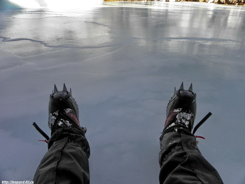 Выбор обуви в зимний поход