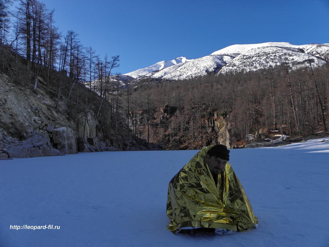 Как правильно пользоваться спасательным одеялом