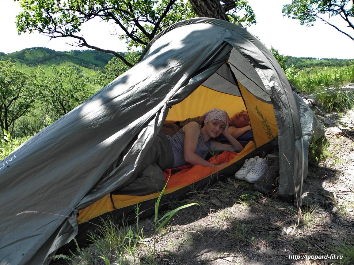 Подробный обзор (отзыв) палатки Phantom от компании Сплав