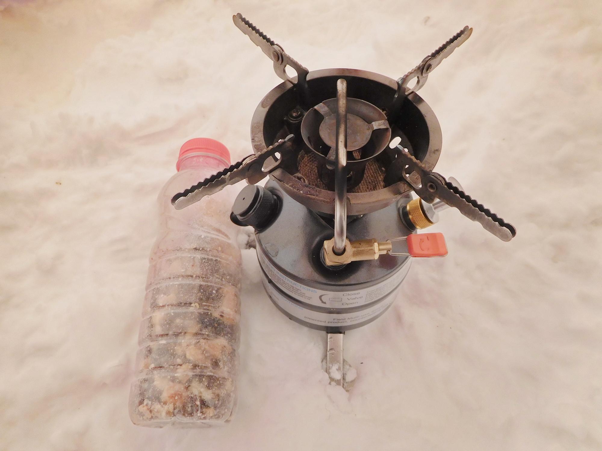 Пеммикан из шкварок и сушёного мяса