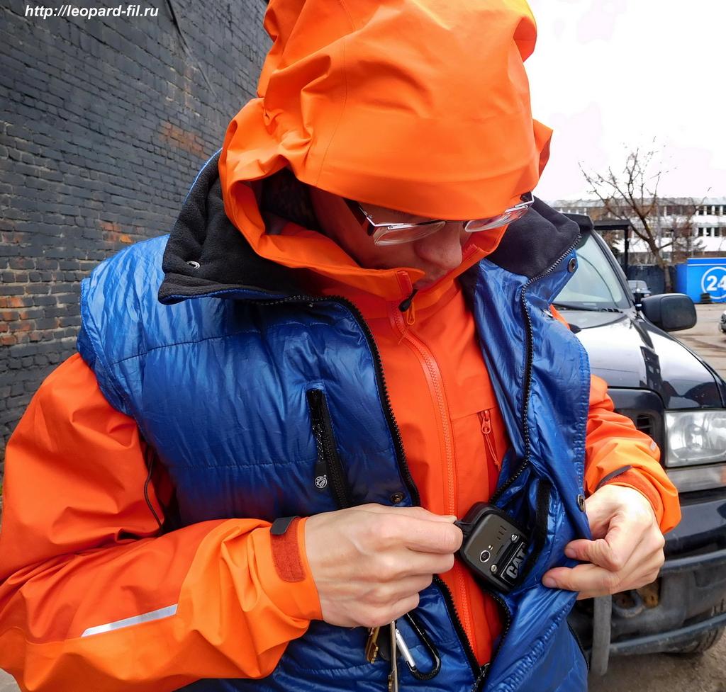 Подробный обзор (отзыв) пухового жилета Памир-2 производства BVN Travel (БВН Инжениринг)
