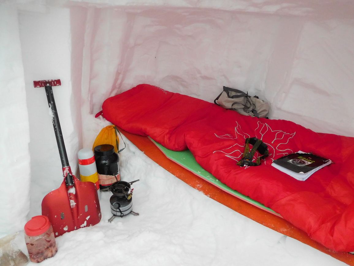 Обзор снеговой лопаты Arva Plume