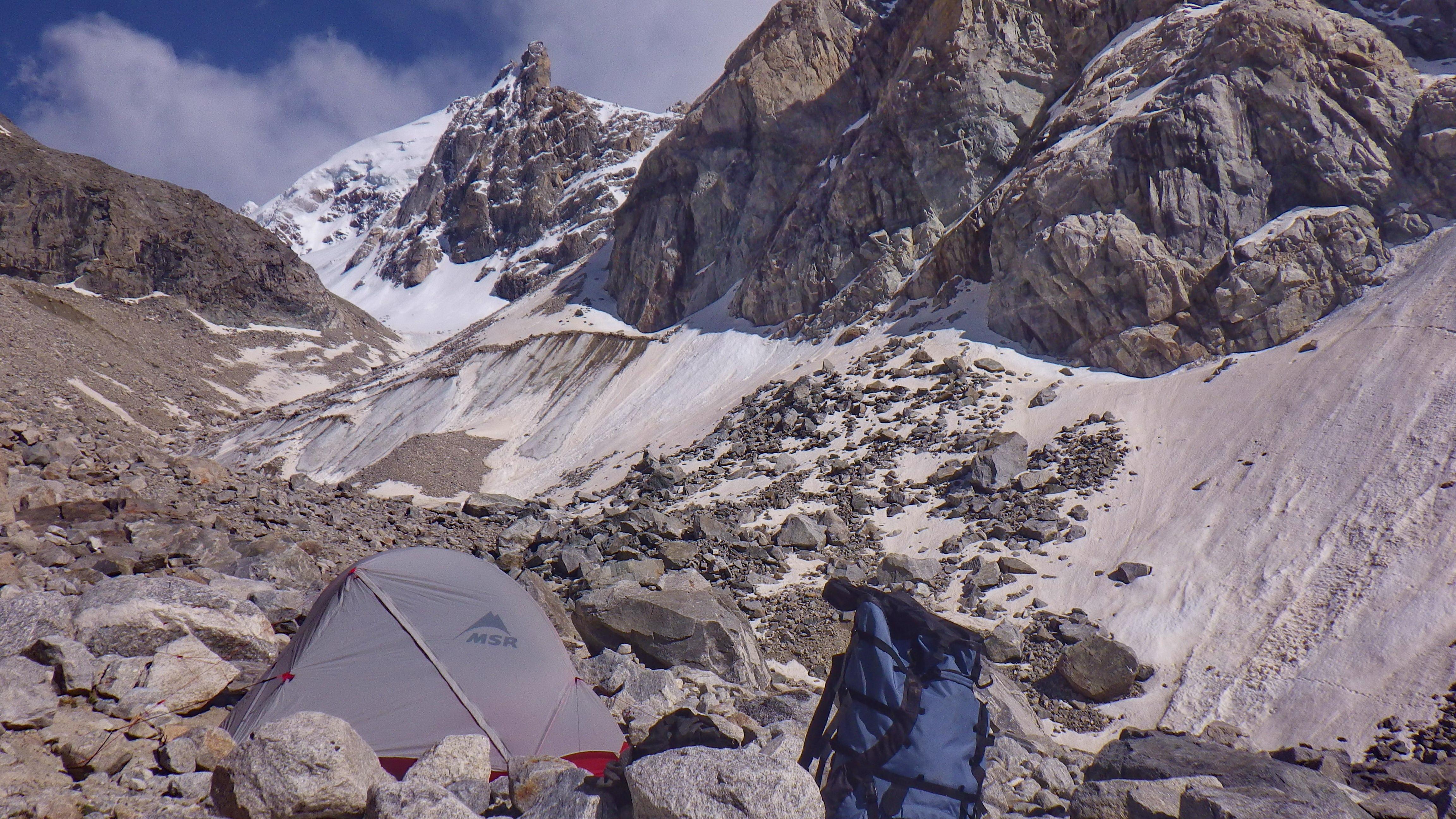 Рассказ о поездке в альпбазу Безенги, с 20 по 30 июня 2017 года