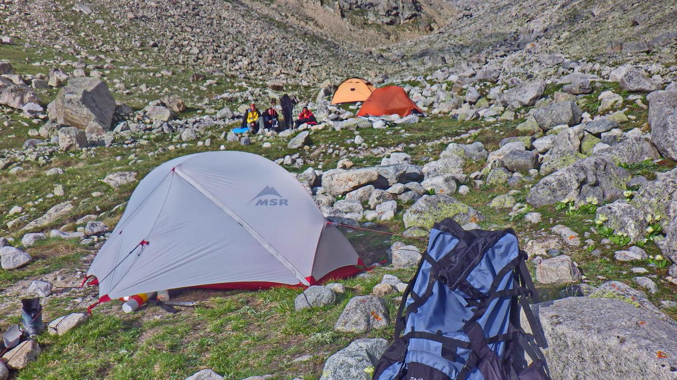 Подробный обзор (отзыв) палатки MSR Hubba NX Solo