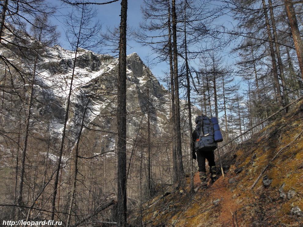 Практика одиночных походов. Часть 18: тропы и проходимость местности