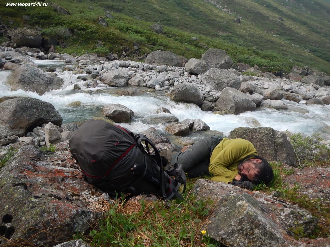 Гипогликемия как истощение энергетических ресурсов у туриста