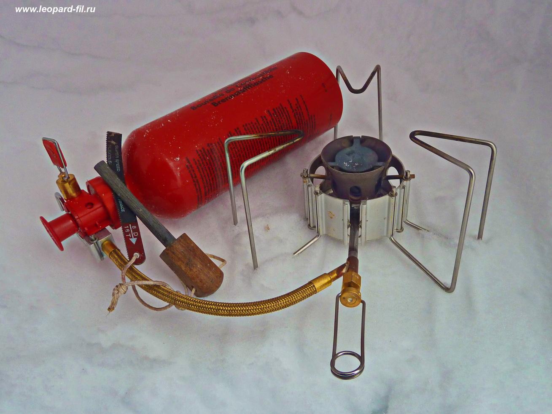 Подробный обзор (отзыв) бензиновой горелки MSR Dragon Fly