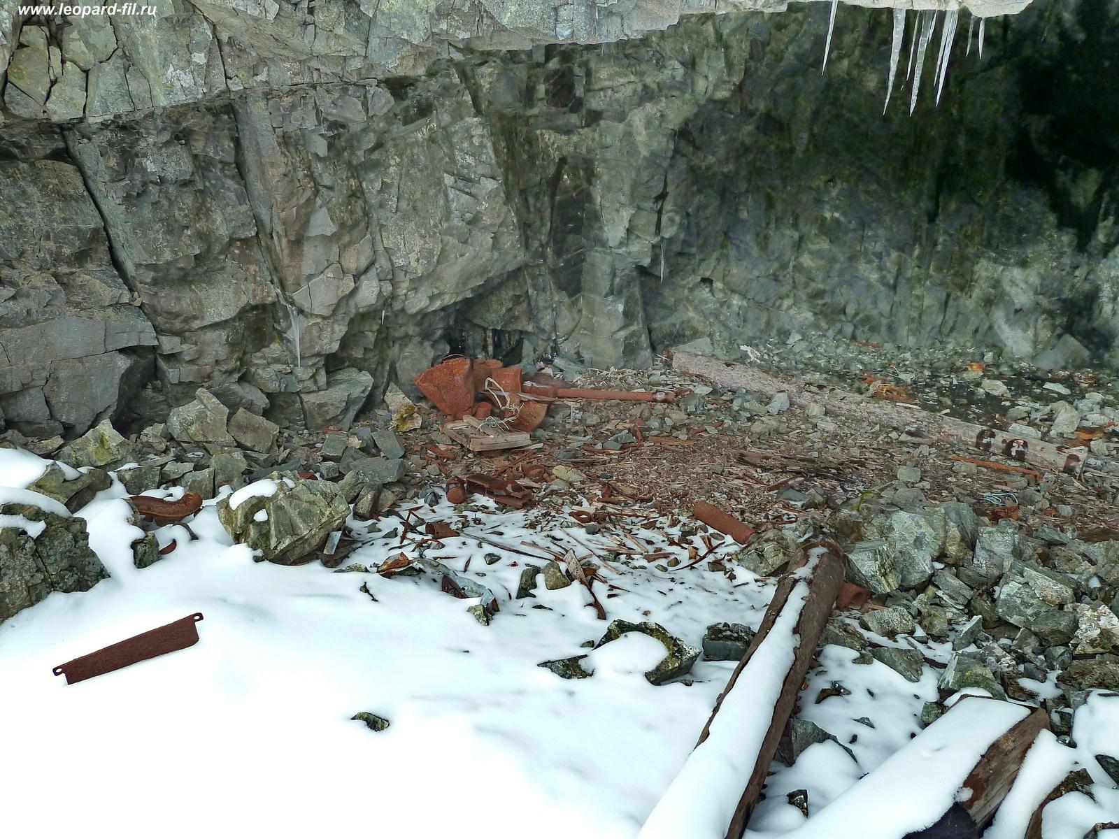Штольни Мраморное ущелье