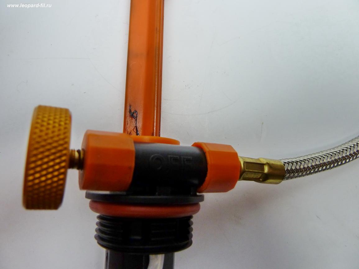 Подробный обзор (отзыв) бензиновой горелки Fire-Marple Turbo FMS-F5 (Tramp-TRG-050)